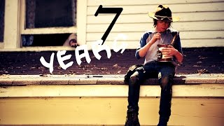 Carl Grimes - 7 Years (Music Video)