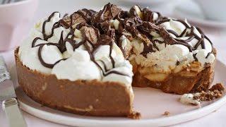Banoffee pie (easy recipe for beginners)