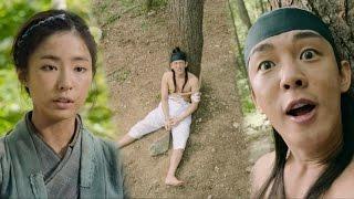 《BEST》 Six Flying Dragons 육룡이 나르샤| 유아인, 신세경에 옷 빼앗기고 나무에 결박 '굴욕' EP06 201501020