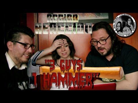 Acción Reacción 3 Guys 1 Hammer Tres Hombres Un Martillo