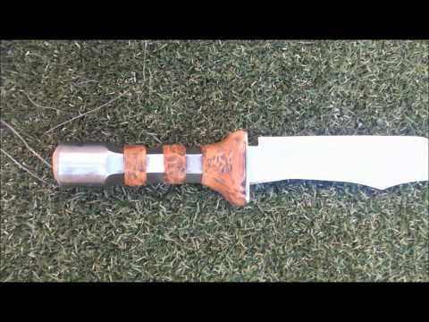 cuchillos caseros