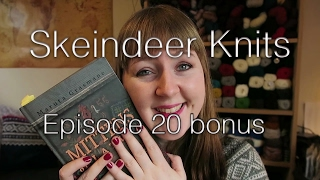 Skeindeer Knits Ep. 20 bonus: Let's talk Knitting books!