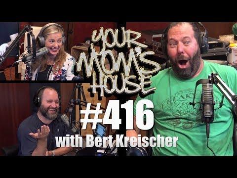 Xxx Mp4 Your Mom S House Podcast Ep 416 W Bert Kreischer 3gp Sex