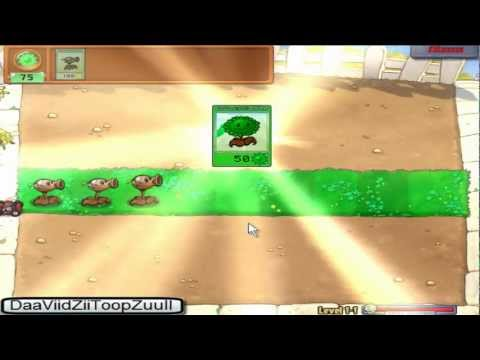 Plantas Vs Zombies Halloween Nivel 1 1 1080p HD
