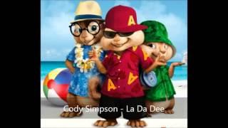 Cody Simpson - La Da Dee (Version Chipmunks)