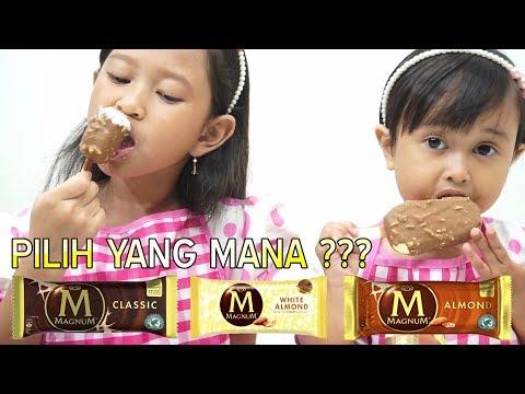 Xxx Mp4 Rasa Rasa Lezatnya Makan Es Krim MAGNUM 💖 Ice Cream Kesukaan Jessica Jenica 3gp Sex
