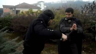 Fight Scene - Prova