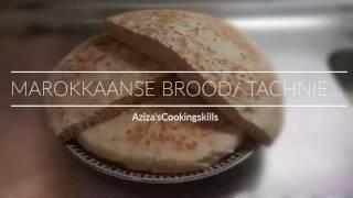 Marokkaanse brood/ Tachnieft.