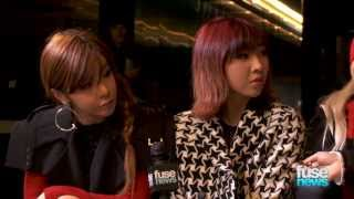 2NE1 Talk Naked