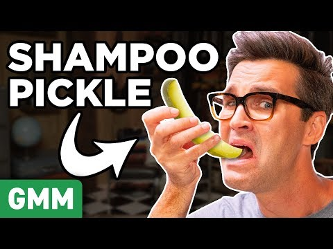 Blind Pickle Taste Test