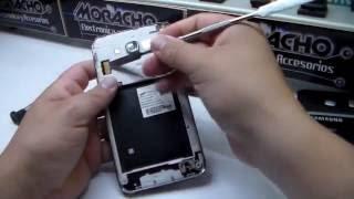 Como desarmar Samsung Galaxy J7 SM J700
