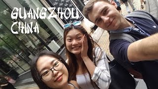 Hot girls and fast cars in Guangzhou - China | Travel Vlog #7
