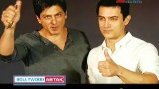 Shah Rukh Khan-Aamir Khan together on screen for the first time