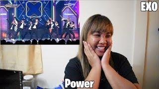 //REACTION// EXO: Power [M Countdown 09.07.17]
