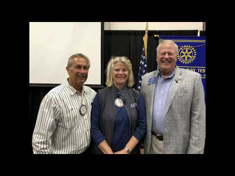 Rotary District 5110 Governor Bill Grile - Blog #15