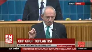 .ERDOĞAN'IN CEP NUMARASINI VERDİ.Kılıçdaroğlu Erdoğan'ın ses kaydı raporlarını okudu