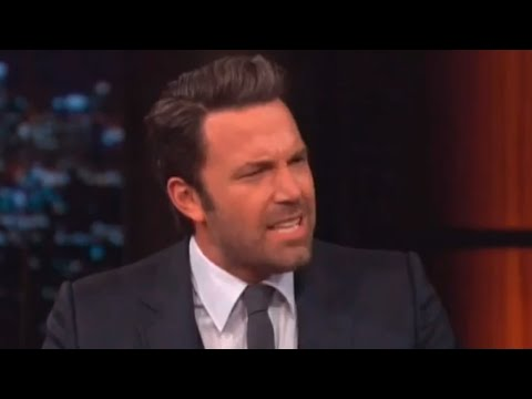 Xxx Mp4 Ben Affleck Angrily Defends Islam Against Bill Maher Sam Harris 3gp Sex