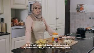 Mom vs chef