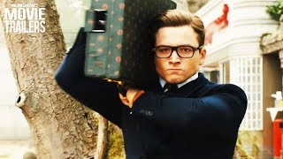 Prepare for Kingsman: The Golden Circle
