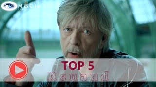 NRJ Music Hits 2016 : TOP 5 des meilleurs tubes de Renaud