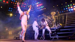 Queen - 08. Another One Bites The Dust (Hungarian Rhapsody - Live in Budapest 1986)