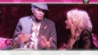 TABOO from Black Eyed Peas In Bed With Carrie Keagan! Uncensored