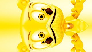 GOLD & FAST & MIRROR #2 Gummibär REQUEST VIDOE Turkish HD GUmmy Bear Song