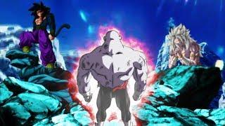 "JIREN VS ""ANTIKE"" SAIYAJINS im Dragonball Super Film 2018?"