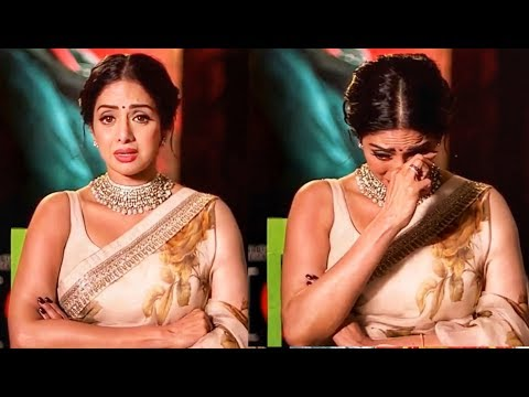 Xxx Mp4 Sridevi Crying In Her Last Interview Emotional Speech 3gp Sex