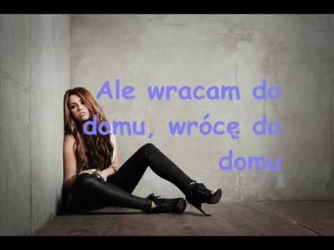 Miley Cyrus Stay tłumaczenie PL