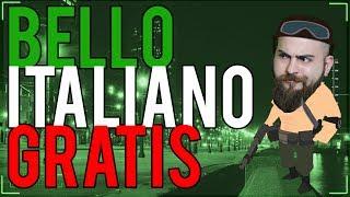 Bello, Italiano e GRATIS!