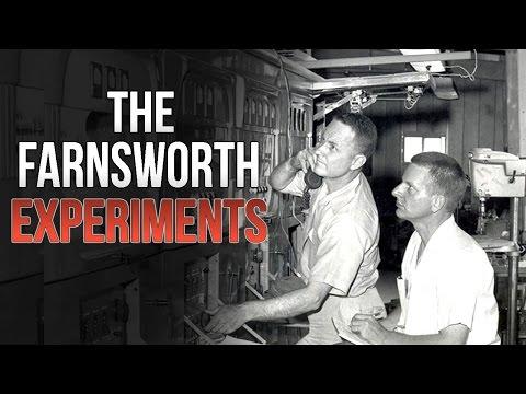 The Farnsworth Experiments Creepypasta