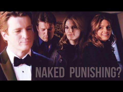 Castle & Beckett // Naked Punishing
