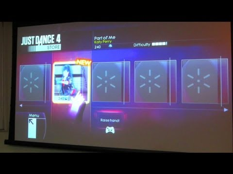 How to Download Songs with Kinect for Xbox 360 | Just Dance 4