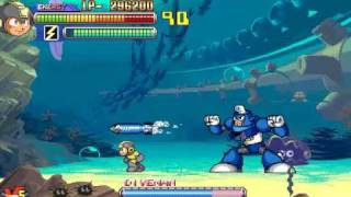 Mega Man 2 - The Power Fighters: Story 2 perfect with Mega Man