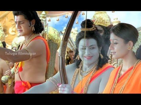 Xxx Mp4 Jagadanandakaraka Song By Shreya Ghoshal Sri Rama Rajyam Movie Songs HD Balakrishna Ilayaraja 3gp Sex