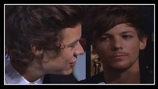 Larry Stylinson- The Flirting & Touching Interview
