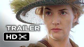 A Little Chaos Official Trailer #1 (2015) - Kate Winslet, Alan Rickman Movie HD