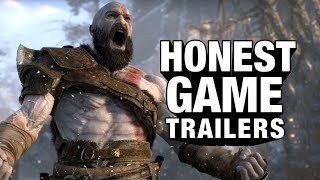 GOD OF WAR 4 (Honest Game Trailers)