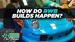 A behind the scenes look at the RWB build process