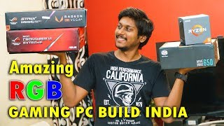 My First RGB Gaming PC Build...