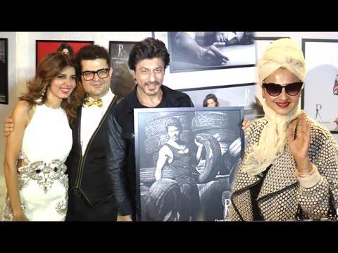 Xxx Mp4 Dabboo Ratnani 2017 Calendar Launch Full Video HD Shahrukh Khan Tiger Shroff Varun Dhawan 3gp Sex