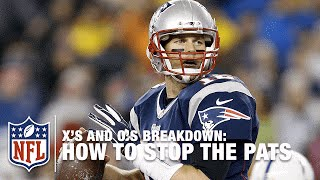 Can Anyone Stop Tom Brady & the Patriots' Offense? | NFL X's & O's Breakdown