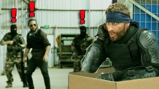 BOXHOUND - Metal Gear Solid Film