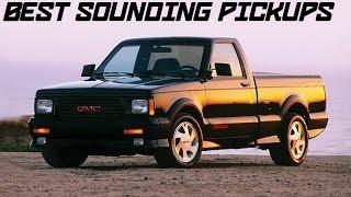 10 Of The Best Sounding Pickup Trucks Ever