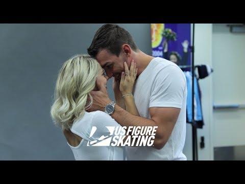 Meet Alexa Scimeca Knierim and Chris Knierim Life Beyond Skating