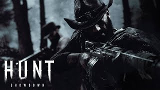 NIGHTFALL WITH THE GIANT SPIDER BOSS in HUNT SHOWDOWN!