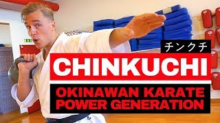 CHINKUCHI: OKINAWAN KARATE POWER (Kettlebell Exercise) - Jesse Enkamp