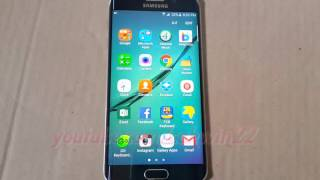 Android : How to stop Auto Update Galaxy Apps in Samsung Galaxy S6