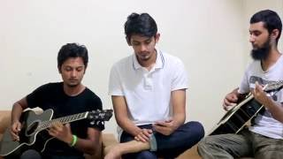 jhoom (minar) unplugged  cover